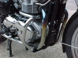 Bonneville / Thruxton / T100 - chrome
